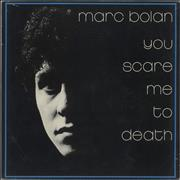 Click here for more info about 'Marc Bolan - You Scare Me To Death - Sealed'