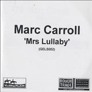 Click here for more info about 'Marc Carroll - Mrs Lullaby'
