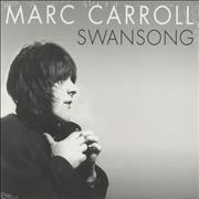 Click here for more info about 'Marc Carroll - Swansong'
