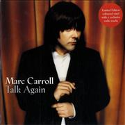 Click here for more info about 'Marc Carroll - Talk Again - Orange Vinyl'
