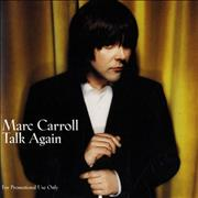Click here for more info about 'Marc Carroll - Talk Again'