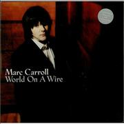 Click here for more info about 'Marc Carroll - World On A Wire - 180gm'