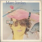 Click here for more info about 'Marc Jordan - Blue Desert'