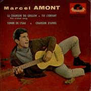 Click here for more info about 'Marcel Amont - Marcel Amont EP'