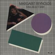 Click here for more info about 'Margaret Reynolds - Think Aout It Baby - Sealed'