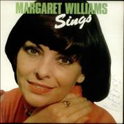 Click here for more info about 'Margaret Williams - Sings - Autographed'