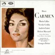 Click here for more info about 'Maria Callas - Carmen - White Angel'