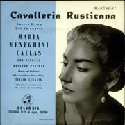 Click here for more info about 'Maria Callas - Cavalleria Rusticana'