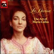 Click here for more info about 'Maria Callas - La Divina - the Art of Maria Callas'