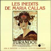 Click here for more info about 'Maria Callas - Les Inedits de Maria Callas'