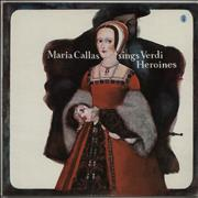Click here for more info about 'Maria Callas - Maria Callas Sings Verdi Heroines'