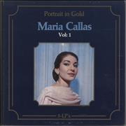 Click here for more info about 'Maria Callas - Portrait In Gold Vol:1'