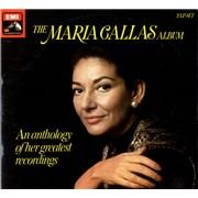 Click here for more info about 'Maria Callas - The Maria Callas Album'
