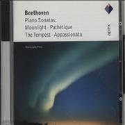 Click here for more info about 'Maria João Pires - Beethoven: Piano Sonatas - Moonlight, Pathetique, The Tempest & Appassionata'