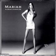 Click here for more info about 'Mariah Carey - #1's Album Sampler'