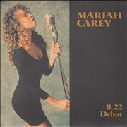 Click here for more info about 'Mariah Carey - 8.22 Debut'