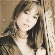 "Mariah Carey Anytime You Need A Friend Netherlands 7"" vinyl"
