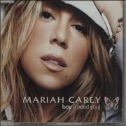 Click here for more info about 'Mariah Carey - Boy (I Need You)'