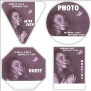 Click here for more info about 'Mariah Carey - Butterfly Tour Passes'