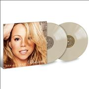 Click here for more info about 'Mariah Carey - Charmbracelet - Bone Coloured Vinyl - Sealed'