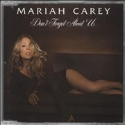 Click here for more info about 'Mariah Carey - Don't Forget About Us'