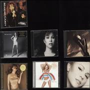 Mariah Carey Emotions/ MTV Unplugged EP/ Music Box/ Daydream/ Butterfly/ #1's/ Rainbow UK CD album