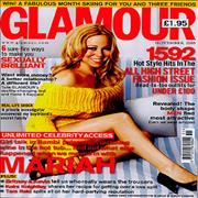 Click here for more info about 'Mariah Carey - Glamour Magazine November 2005'