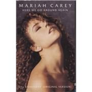 Mariah Carey Here We Go Around Again - Sealed Japan cassette album