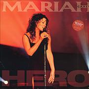 "Mariah Carey Hero UK 12"" vinyl"