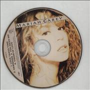 Mariah Carey Love Takes Time UK CD single