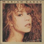"Mariah Carey Love Takes Time UK 12"" vinyl"