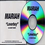 Click here for more info about 'Mariah Carey - Loverboy - 30 second teaser'