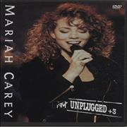 Click here for more info about 'Mariah Carey - MTV Unplugged - NTSC'