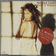 Mariah Carey Make It Happen UK CD single