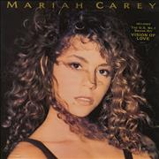 Click here for more info about 'Mariah Carey - Mariah Carey - Gold Promotional Stamped Sleeve'