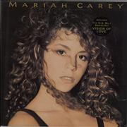 Click here for more info about 'Mariah Carey - Mariah Carey - Stickered sleeve'