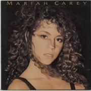 Mariah Carey Mariah Carey UK vinyl LP