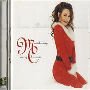 Click here for more info about 'Mariah Carey - Merry Christmas - The CD Club'