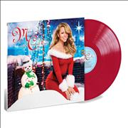 Click here for more info about 'Mariah Carey - Merry Christmas II You - Red Vinyl - Sealed'