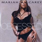 Click here for more info about 'Mariah Carey - Obsessed - 9 track'