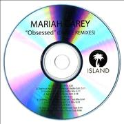 Click here for more info about 'Mariah Carey - Obsessed - Dance Remixes'