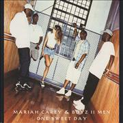 Click here for more info about 'Mariah Carey - One Sweet Day - 1st'