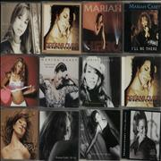 Click here for more info about 'Mariah Carey - Quantity of Fourteen CD Singles'