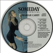 Click here for more info about 'Mariah Carey - Someday'