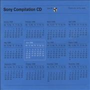 Click here for more info about 'Mariah Carey - Sony Compilation CD'