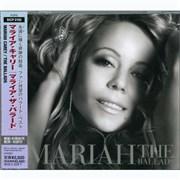 Mariah Carey The Ballads Japan CD album Promo