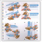 Click here for more info about 'Mariah Carey - The Rainbow Tour - Uncut Press Sheet'