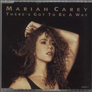 Click here for more info about 'Mariah Carey - There's Got To Be A Way'