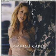 Click here for more info about 'Mariah Carey - Through The Rain - Sealed'