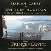 Click here for more info about 'Mariah Carey - When You Believe'